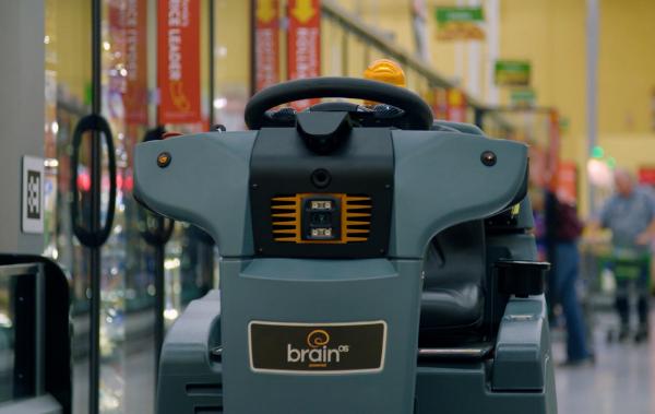Robotic Scrubber