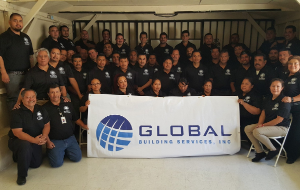 Global professional team